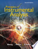 Principles Of Instrumental Analysis Book PDF