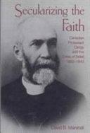 Secularizing The Faith