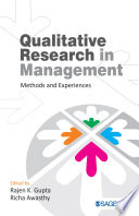 Qualitative Research in Management