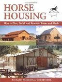 Horse Housing Book