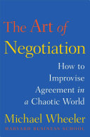 The Art of Negotiation Pdf/ePub eBook