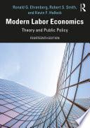Modern Labor Economics Book