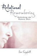 Relational Remembering