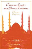 Ottoman Empire and Islamic Tradition