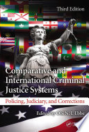 Comparative And International Criminal Justice Systems Book PDF