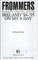 Pdf Frommer's Ireland on Forty-Five Dollars a Day, 94-95