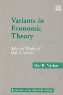 Variants in Economic Theory