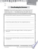 Flora & Ulysses--Close Reading and Text-Dependent Questions