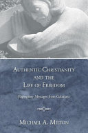 Pdf Authentic Christianity and the Life of Freedom Telecharger