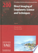 Direct Imaging of Exoplanets  IAU C200  Book