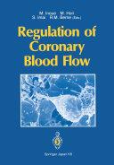 Regulation of Coronary Blood Flow Pdf/ePub eBook