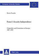 France's Security Independence