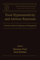 Food Hypersensitivity and Adverse Reactions