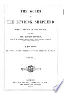 The Works of the Ettrick Shepherd