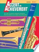 Accent on Achievement, Bk 3: Bassoon