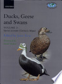 Ducks  Geese and Swans  Species accounts  Cairina to Mergus