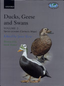 Ducks, Geese and Swans: Species accounts (Cairina to Mergus)