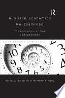 Austrian Economics Re examined Book