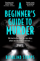A Beginner's Guide to Murder