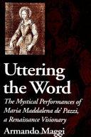 Uttering the Word