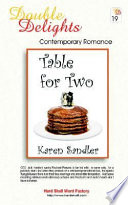 Table for Two Just My Imagination Book