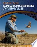 Saving Endangered Animals Book