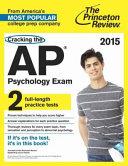 Cracking the AP Psychology Exam  2015 Edition