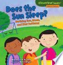 Does the Sun Sleep