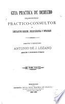 Guía práctica de derecho