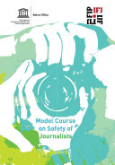 Model course on safety of journalists