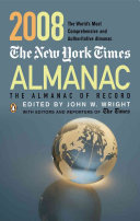 The New York Times Almanac 2008