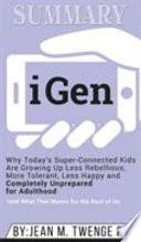 Summary of IGen