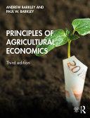 Pdf Principles of Agricultural Economics Telecharger