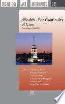 EHealth   For Continuity of Care