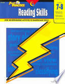 Power Practice Reading Skills Gr 7 8 Ebook