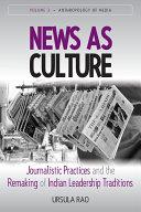 Pdf News as Culture Telecharger