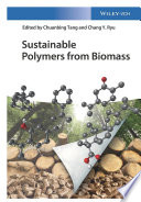 Sustainable Polymers from Biomass Book