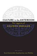 Culture in the Anteroom