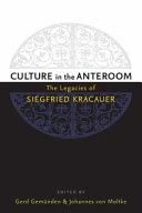 Culture in the Anteroom