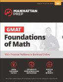 Pdf GMAT Foundations of Math