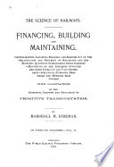 Financing  Building and Maintaining
