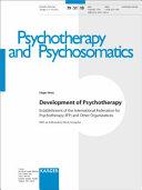 Development of Psychotherapy