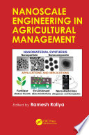 Nanoscale Engineering in Agricultural Management