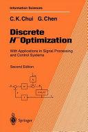 Discrete H∞ Optimization