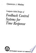 Computer-aided Design of Feedback Control Systems for Time Response
