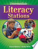 Intermediate Literacy Stations