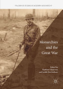 Monarchies and the Great War [Pdf/ePub] eBook