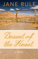 Pdf Desert of the Heart
