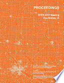 BTES 2017 Proceedings
