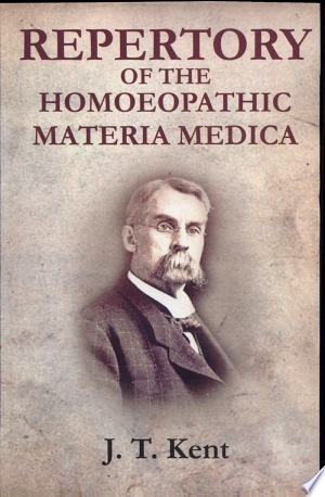 Download Repertory of the Homoeopathic Materia Medica Free Books - Dlebooks.net